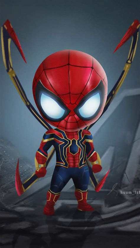 cute iron spiderman iphone wallpaper iphone wallpapers