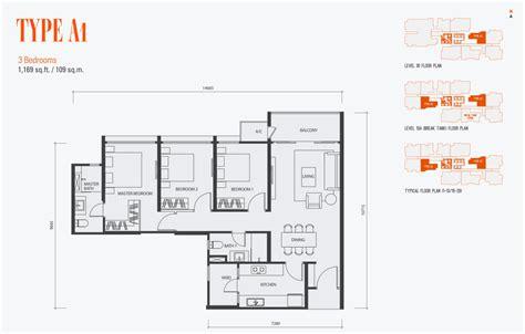 Condominium Floor Plan genkl key plan floor plan