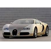 Bugatti Veyron Gold Colored  Picture 16084
