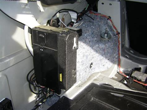 speaker wiring in trunk mbworld org forums