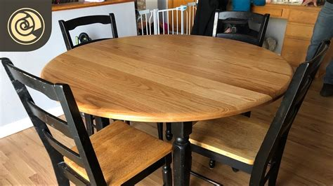 oak table top  osmo polyx oil pure youtube