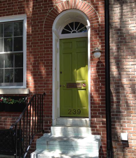 Green Door Properties by Door Inspiration Philadelphia Society Hill Historic Doors And Entrances Elizabeth