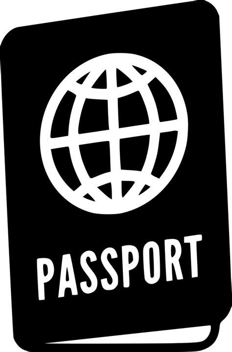 Passport Svg Png Icon Free Download (#571854
