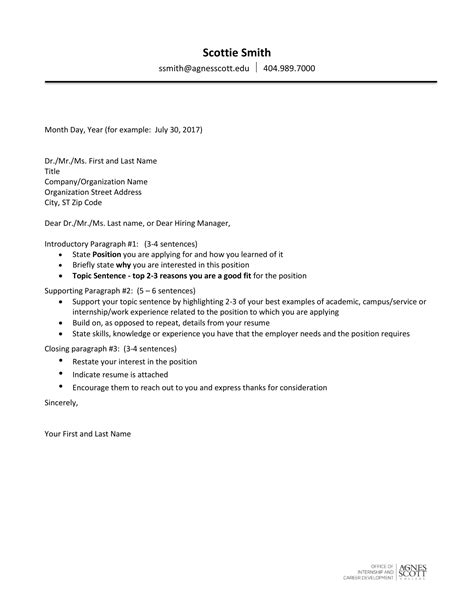 cover letter writing guide pdf 19 cover letter exles pdf