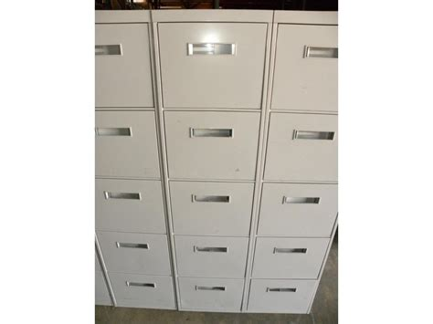 5 drawer vertical file cabinet used 800 series 5 drawer letter size vertical file cabinet