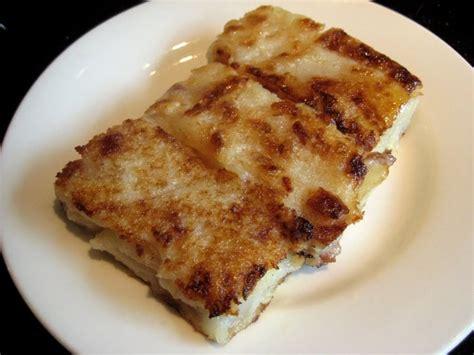new year taro cake celebrate new year with turnip cake recipe