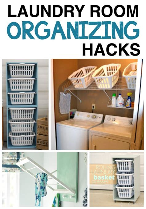 organizing hacks 7 time saving laundry tips the realistic mama