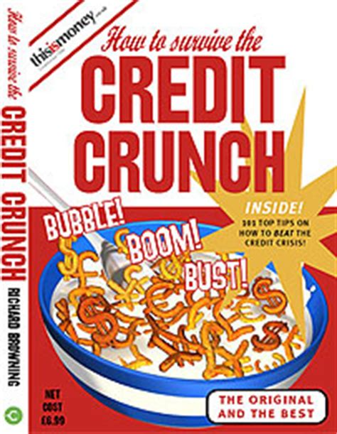 10 Reasons To The Credit Crunch by Credit Crunch Book 101 Ways To Survive The Crisis Daily
