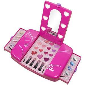 Makeup Vanity Set At Walmart Light Up Vanity Makeup Set 31 Pc