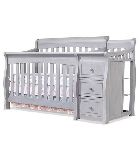 sorelle furniture tuscany 4 in 1 crib sorelle tuscany 4 in 1 convertible crib combo in weathered