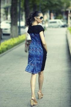 Dress Mentari mentari 2012 collections ikat indonesia