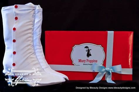 hand crafted mary poppins custom spats  victorian jolly holiday boots adult costume