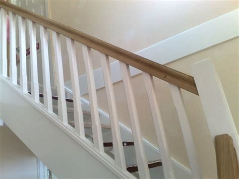 Spindle Banister by 1000 Ideas About Stair Spindles On Bannister