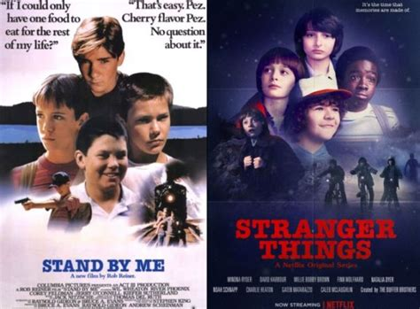 film streaming stranger things new stranger things ads recreate movie posters from the