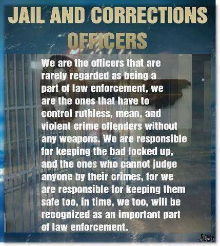 correctional officers correctional officers are awesome