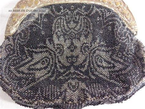 jugendstil len antike perlentasche gr 252 nderzeit jugendstil