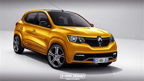 kwid renault renault kwid crossover envisioned in rs guise is an