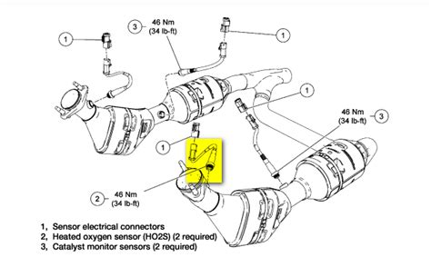 4 wire o2 sensor wiring diagram get free image about wiring diagram