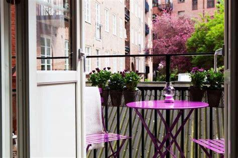 balcone arredare idee per arredare un balcone piccolo foto design mag