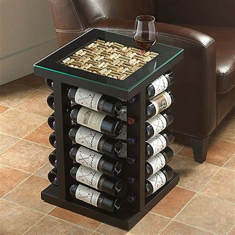Wine Storage Table by Best 25 Wine Table Ideas On