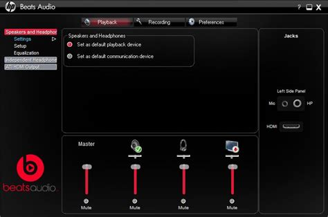 how to uninstall beats audio hp image gallery idt beats audio driver