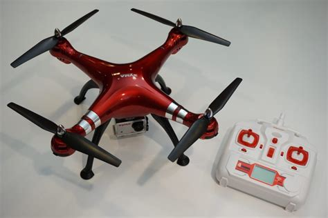 Drone Syma X8hg syma x8hg this might be the best inexpensive hd drone w alt hold