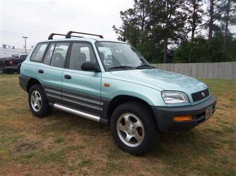 how to sell used cars 1997 toyota rav4 regenerative braking sell used 1997 toyota rav4 base in bogart georgia united states for us 4 750 00