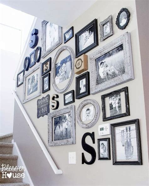 best wall 40 best family picture wall decoration ideas
