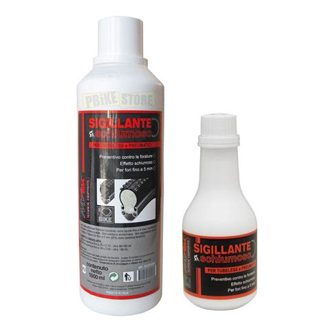 d antiforatura mtb sigillante tubeless schiumoso antiforatura actifoam 1 litro