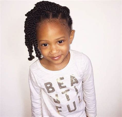 Hairstyles For Hair Age 7 by Best 25 Black Children Hairstyles Ideas On