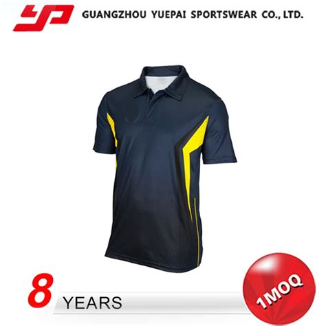 design jersey cricket hot design soft cricket jersey black yellow buy