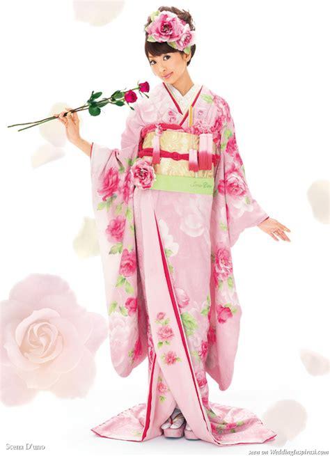 Kimono Pink jamaica byles wedding kimonos