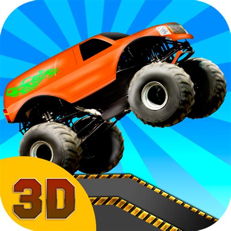 3d monster truck stunt racing amazon com monster truck stunt race 3d appstore for android