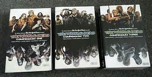 Details about the walking dead compendium vol 1 2 amp 3