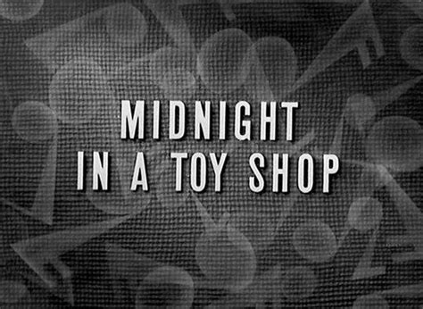 In A by Midnight In A Shop