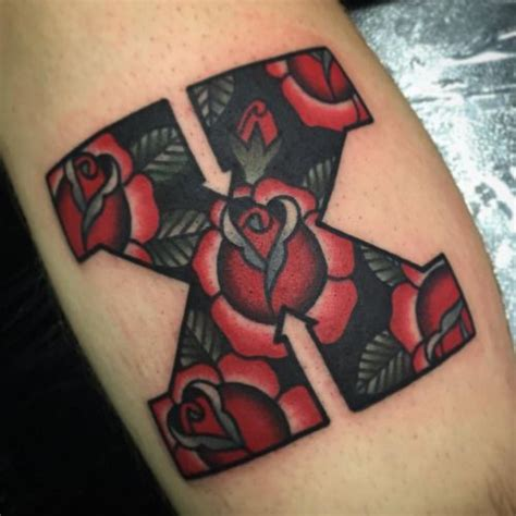 straight edge tattoo best 25 edge ideas on