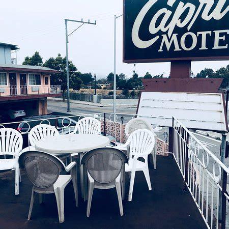 capri motel santa cruz   updated