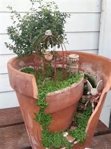 Broken Pot Garden by Broken Pot Garden Garden