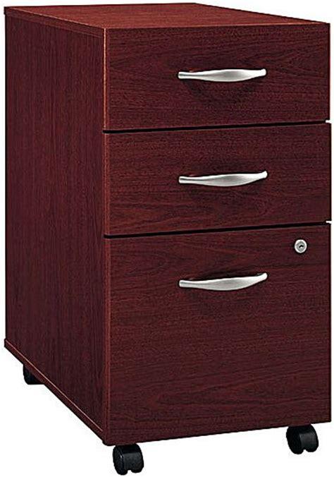 bush wc36753su three drawer file collection series c