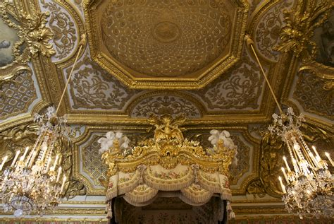 chambre de reine this is versailles the s bed chamber