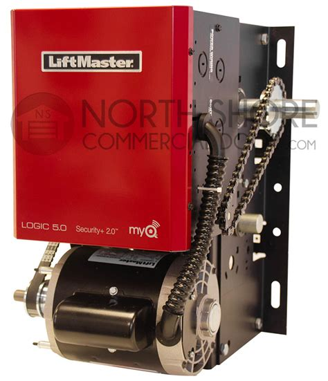 liftmaster myq  jackshaft garage door operator logic