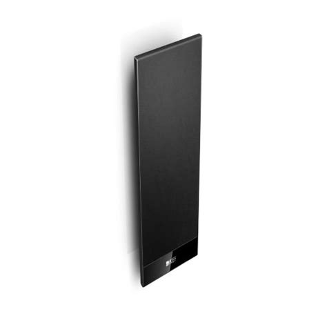 kef   home theater system black