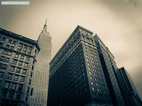 empire state building 86th floor new york city