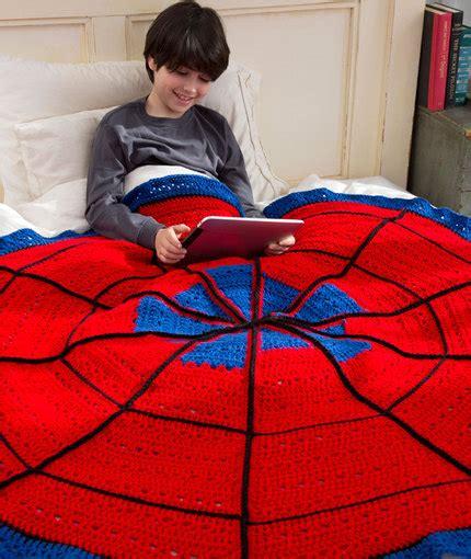 knitting pattern for spiderman blanket knit spiderman blanket with free pattern