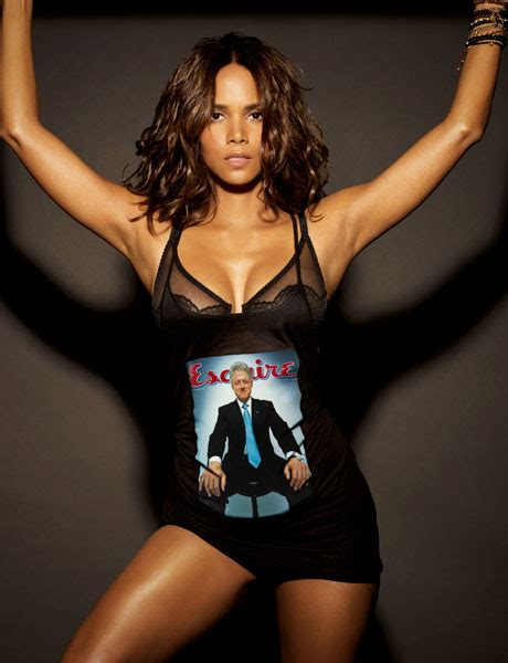 Halle Berry Named Sexiest For 2008 esquire magazine names halle berry sexiest alive