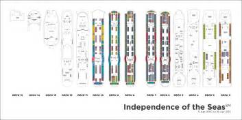 Freedom Of The Seas Floor Plan by Freedom Of The Seas Deck Plan Www Galleryhip Com The