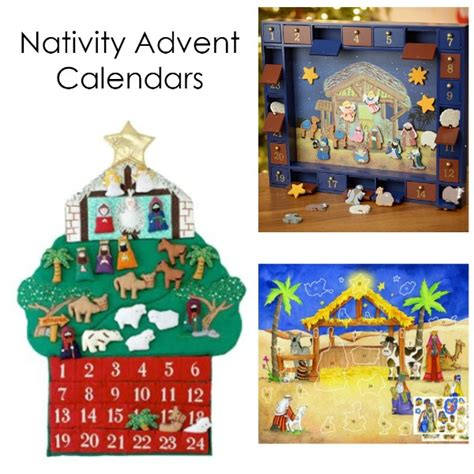 make nativity advent calendar advent calendars and activities fantastic