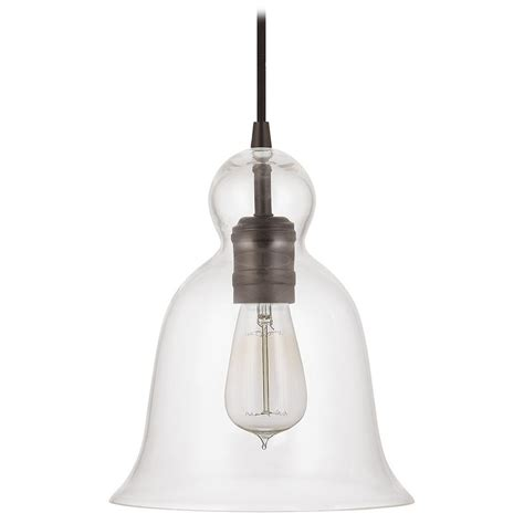 Bell Pendant Light Capital Lighting Burnished Bronze Mini Pendant Light With Bell Shade 4642bb 137 Destination
