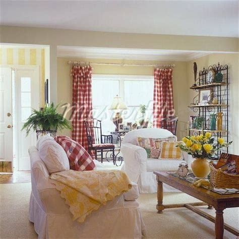 white red and yellow living room family room pinterest