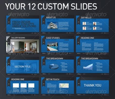 powerpoint proposal template 20 best business powerpoint